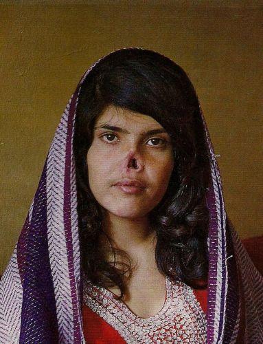 Aisha afghan teen