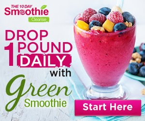 10 Day Smoothie Cleanse