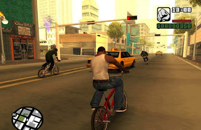 Torrent san andreas download.