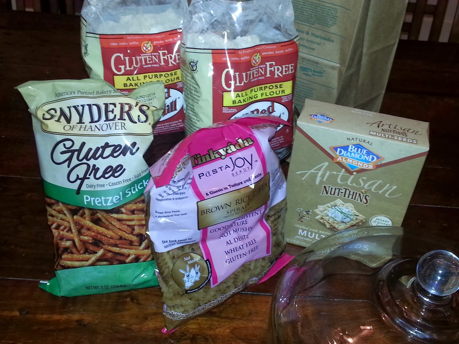 Going Gluten Free for February | Navigating Hectivity by Micki Bare