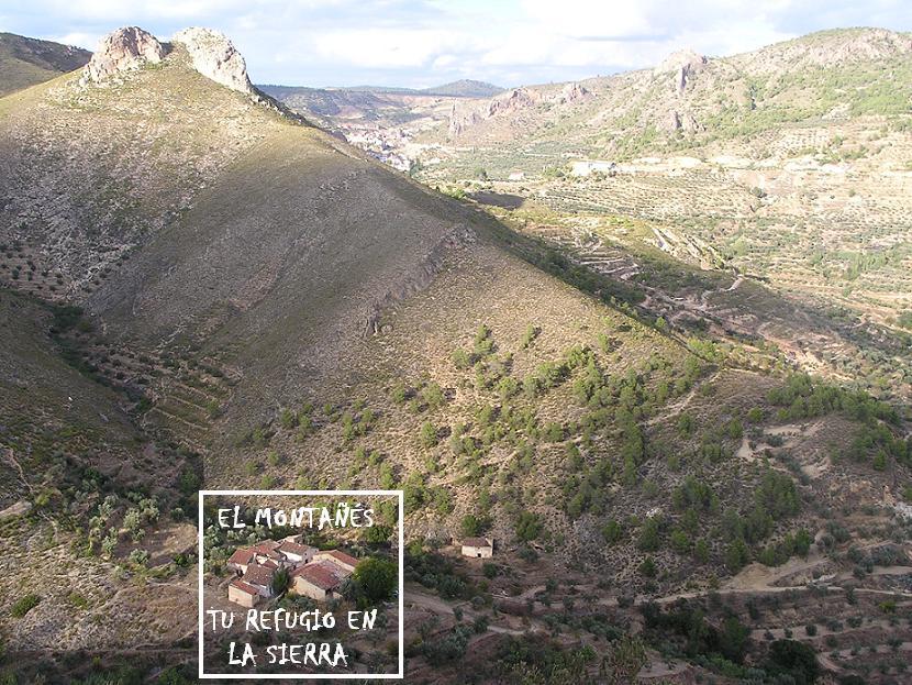 Turismo en molinicos el monta s tu refugio en la sierra - Vacaciones en la sierra ...