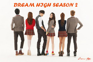 Dream High [Season 2] Drama Korea Terbaru 2012 | Sinopsis Dream High Season 2 | Para Pemain Dream High Season 2