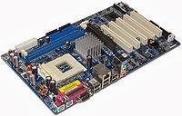 mainboard komputer