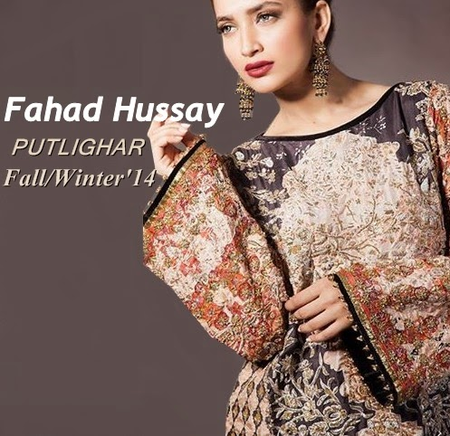 Fahad Hussayn Putlighar  Fall/Winter 2014-15