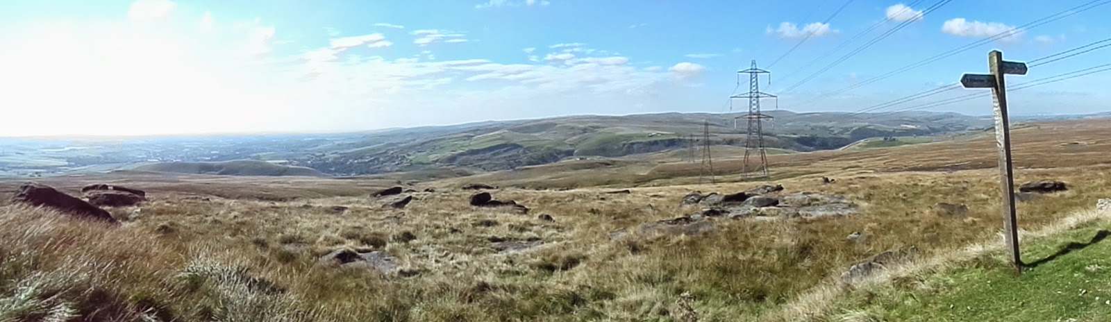 Picture of the Pennine Way for WeLoveAnyCar.com