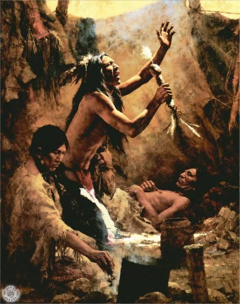 Tras la senda de los ancestros Mitos de los nativos norteamericanos