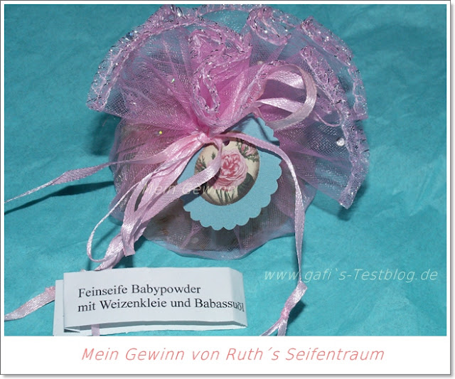 Gewinn von Ruth`s-Seifentraum