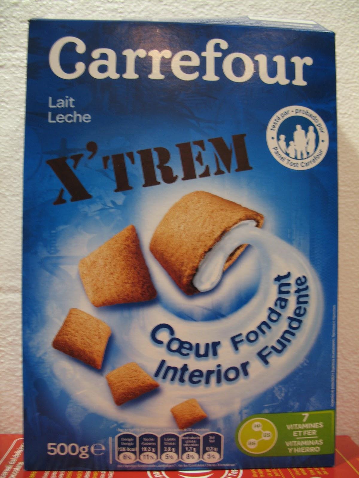 Simplemente ideas cereales carrefour - Relleno nordico carrefour ...