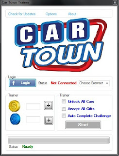 Generators Adders Hacks: Facebook Car Town Cheat Hack