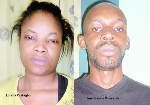 Nigerian Woman 26, Murdered a Man She Met On Badoo (Read The Touching Story)