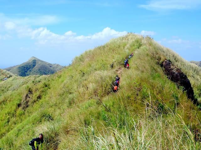 Trail Mt. Batulao