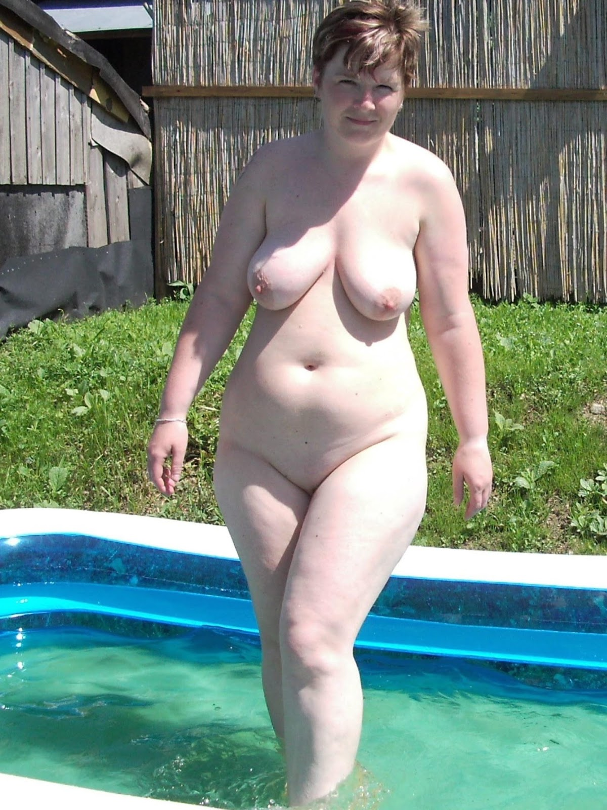 Nudist colonies women old