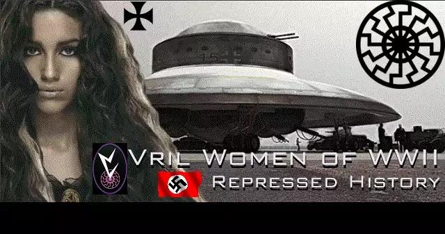 Η Μηχανή Vril των πρωτοπόρων Γερμανών ήταν αποτέλεσμα της επικοινωνίας με εξωγήινους δώρο θεών!.αποκλειστικά στοιχειά!