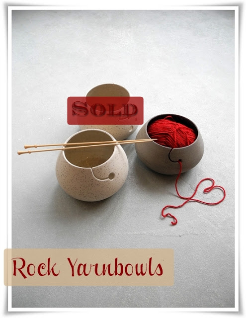 ceramic yarnbowls