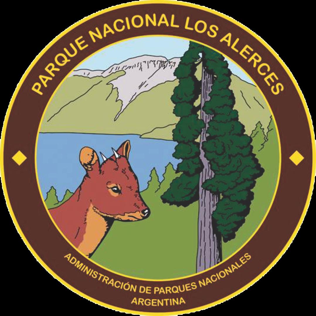 PIN Oficial del Parque Nacional Los Alerces