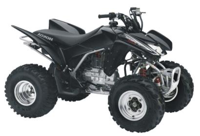 2012 Honda TRX250R pictures
