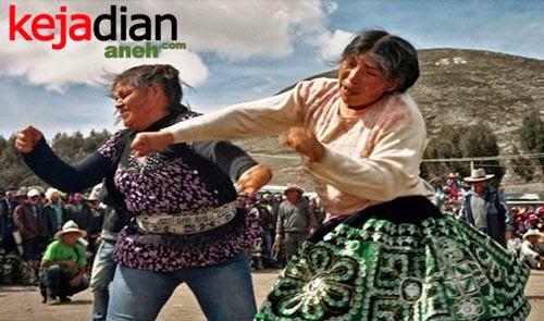 Ritual Unik Tinku Di Bolivia Aymara