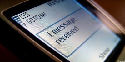 Cara BLokir SMS Undian Palsu