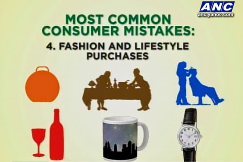 The common mistakes of Pinoy shoppers