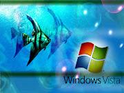 3D Vista Wallpaper (windows vista hd wallpaper)