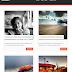 Portfolio Siren - Blogger Template