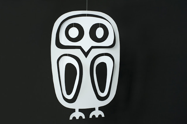 owl mobile, free owl mobile, owls