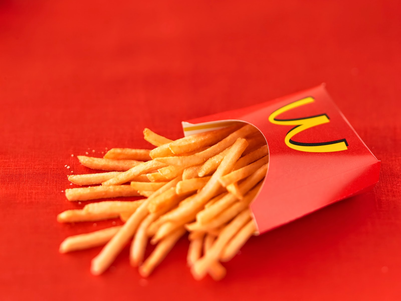 Shocking Ingredients in McDonald's French Fries