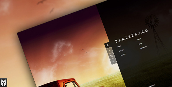 PhotoPharm - Photography and Blog WordPress Theme Free Download by ThemeForest.