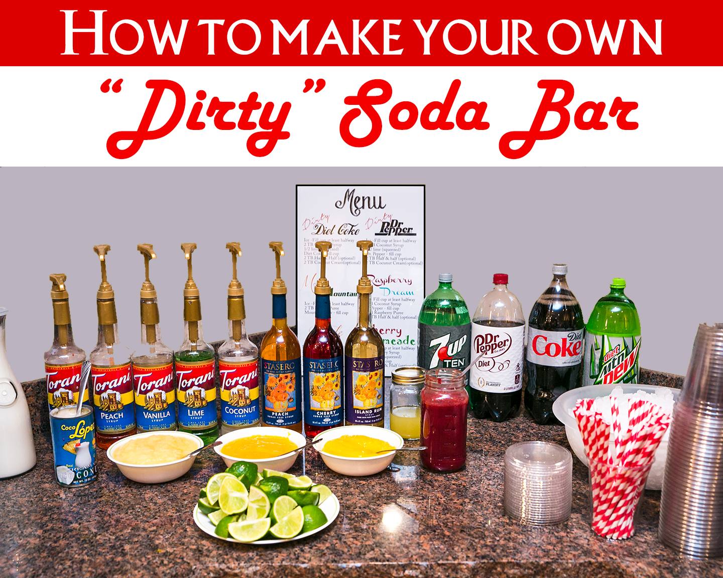 free printable dirty soda recipes delicious reads