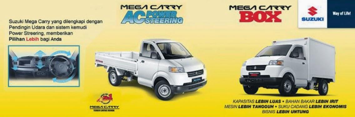 klik gambar untuk informasi harga, brochure , warna, spesifikasi apv pick up mega carry ac ps dan box