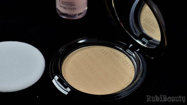 haul review maquillaje hipoalergenico hypoallergenic bell polvos matificantes