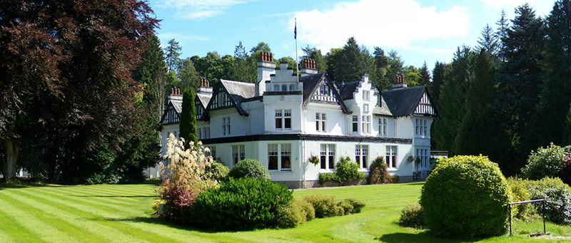 Hotel in Pitlochry