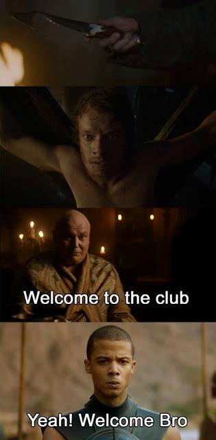 Theon castrado inmaculados varys - juego de Tronos en los siete reinos