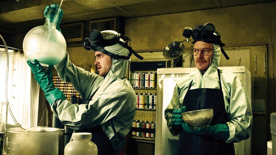 Breaking Bad - 1ª Temporada 2008 Série 720p Bluray HD completo Torrent