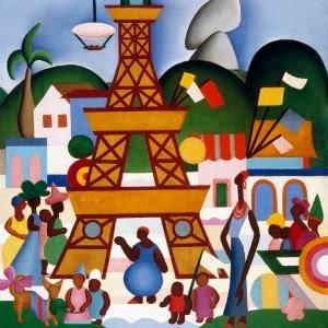 Passeio Shopping promove exposição modernista de carnaval com obra de Tarsila do Amaral