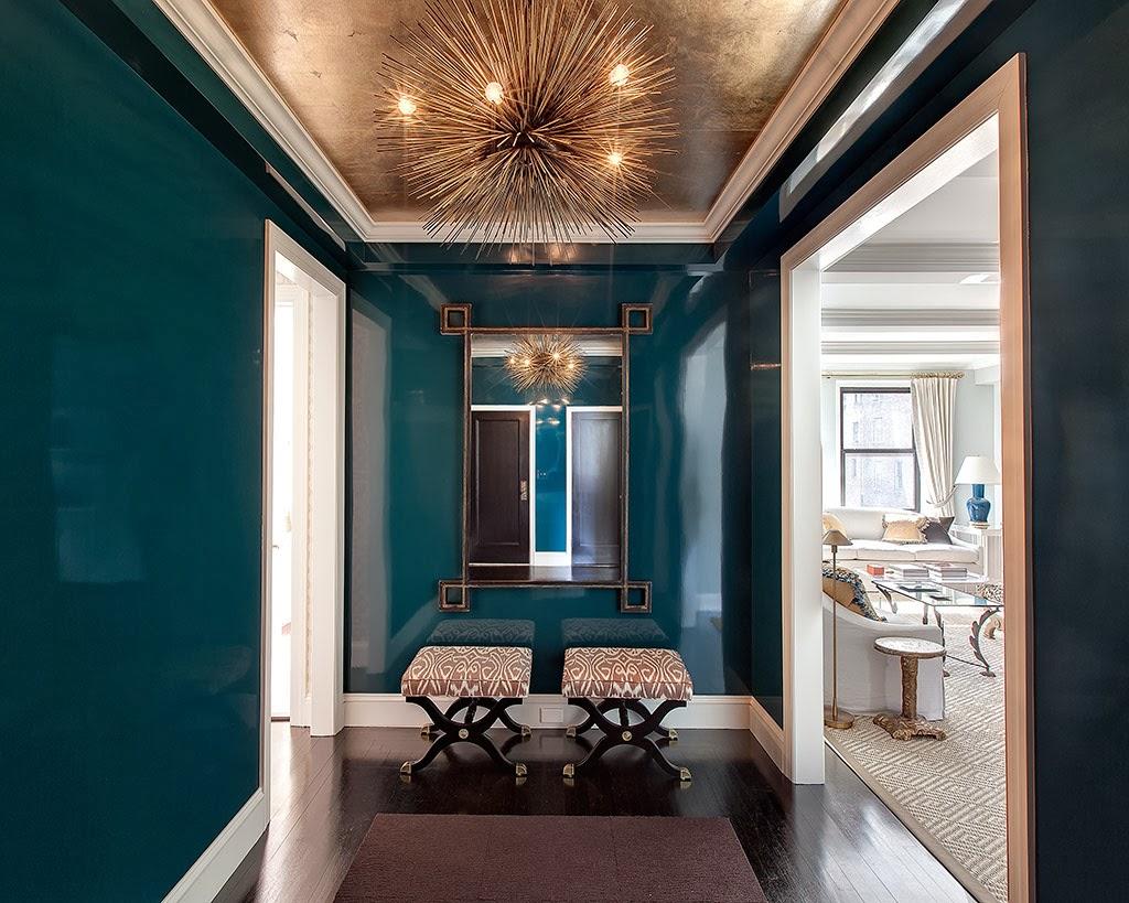 Moντέρνο διαμέρισμα στη Νέα Υόρκη-χολ
