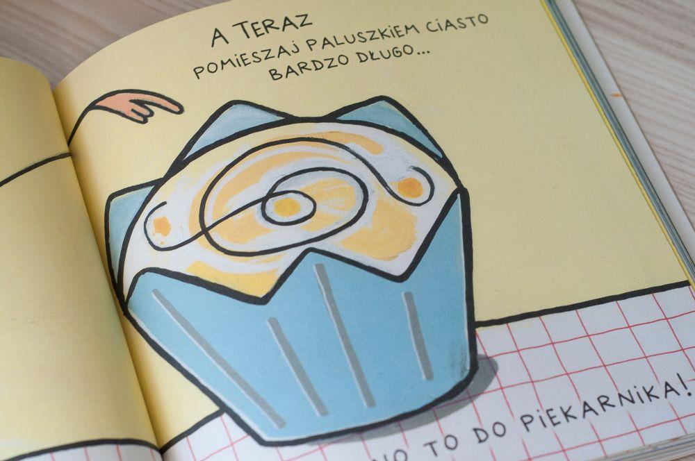 okładka Turlututu książka Herve Tullet