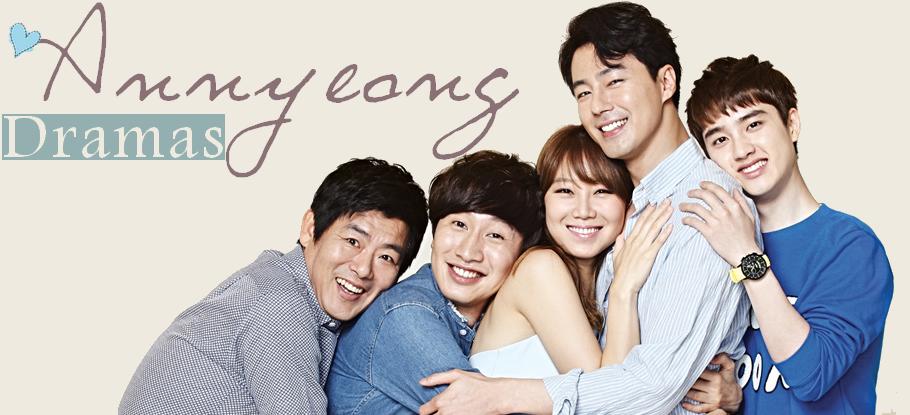 Annyeong Dramas
