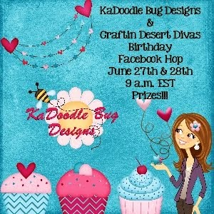 CDD & KBD June FB Co-Hop!!