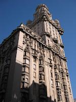Palacio Salvo Montevideo Uruguay