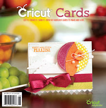 Cricut Cards: Sept 2011