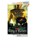 Har lest eboken: City of Bones