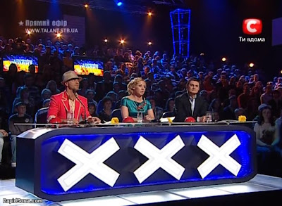 judges of Ukraine 's Got Talent