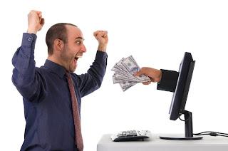 Memperoleh Rp 2.000.000 Seminggu Melalui Komputer di Rumah
