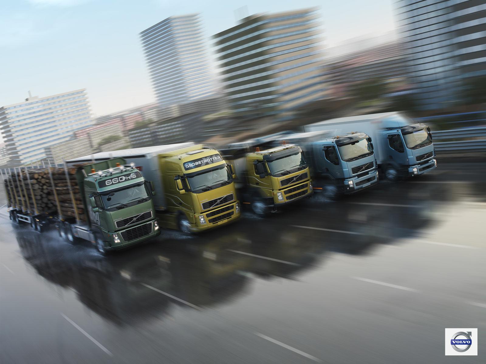 All New Pix1 Wallpaper Truck Volvo