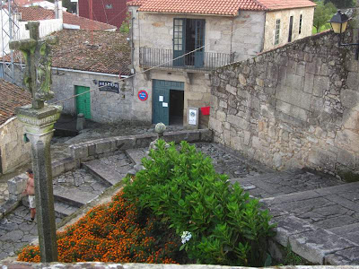 Young hostel in Padrón