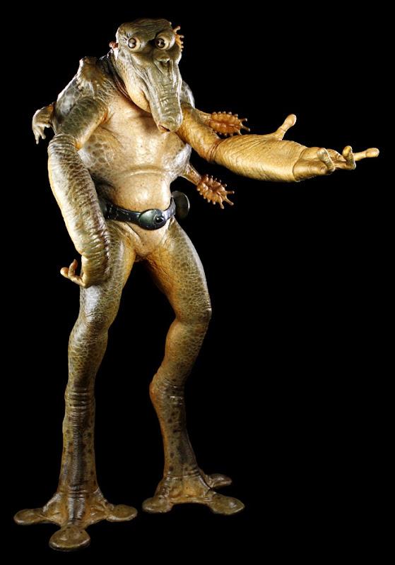 Men in Black Mikey alien costume