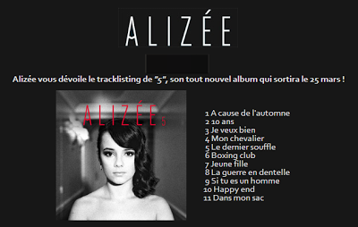 Alizee 2013