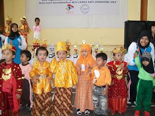 Memilih Pakaian Muslim Anak yang Sesuai Syari'at