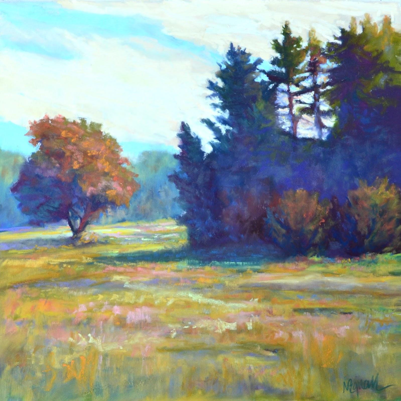 Painting The Northwest Landscape